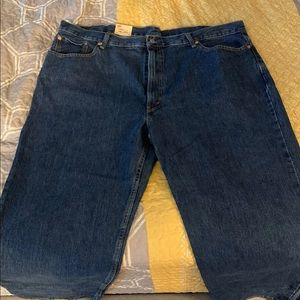 Levi Relaxed Fit Jeans.